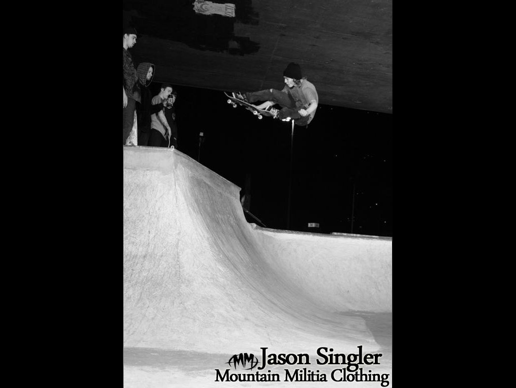 Jason Singler, Mtn Militia Team Rider - 1 of 5