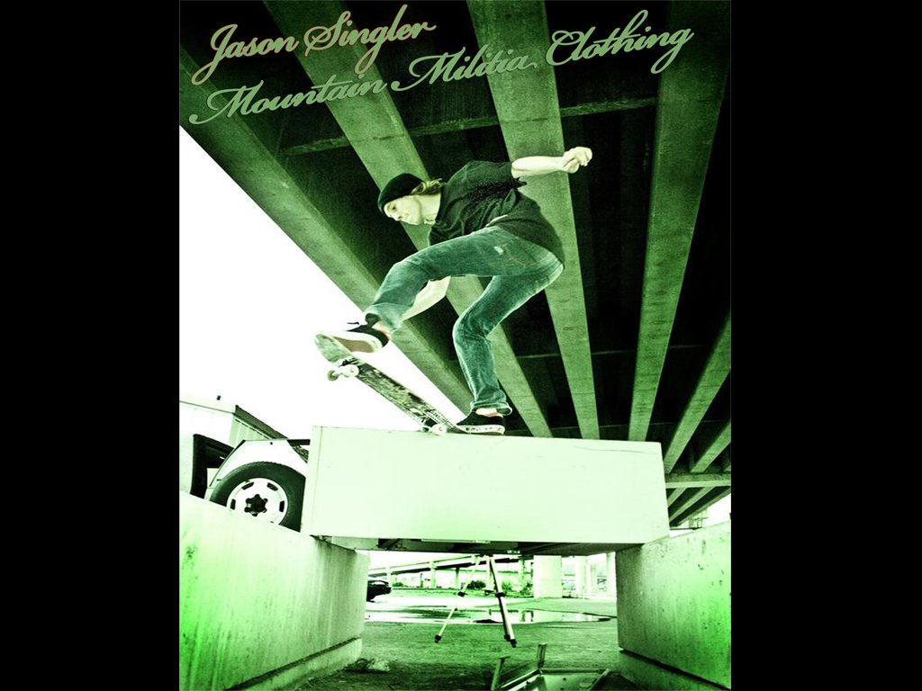 Jason Singler, Mtn Militia Team Rider - 2 of 5