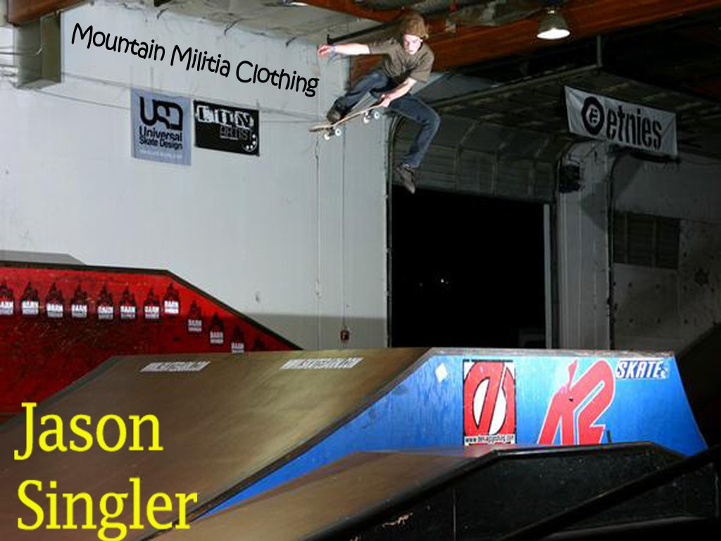 Jason Singler, Mtn Militia Team Rider - 3 of 5