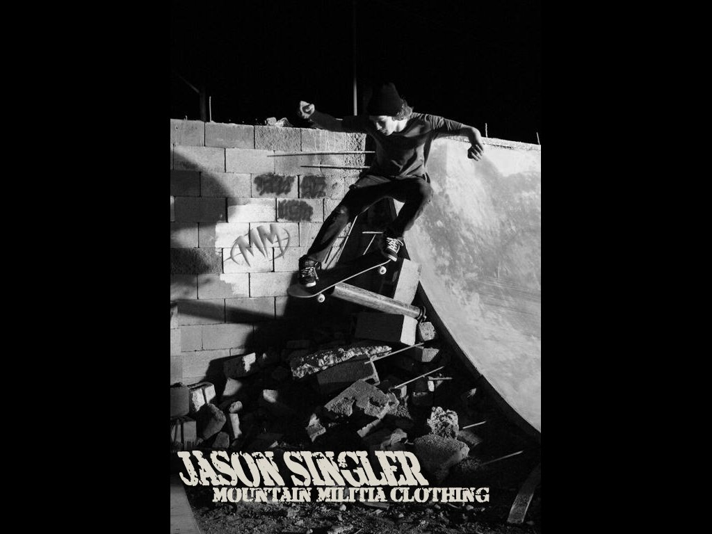 Jason Singler, Mtn Militia Team Rider - 5 of 5