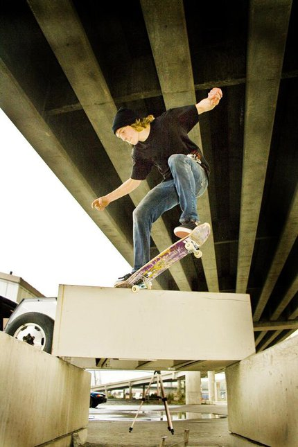 Jason Singler, Skatin for Mtn Militia Clothing - 1 of 6
