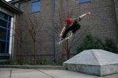 Jason Singler, Skatin for Mtn Militia Clothing - 5 of 6