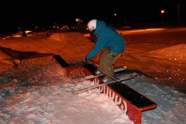 Nightsession in Valdres