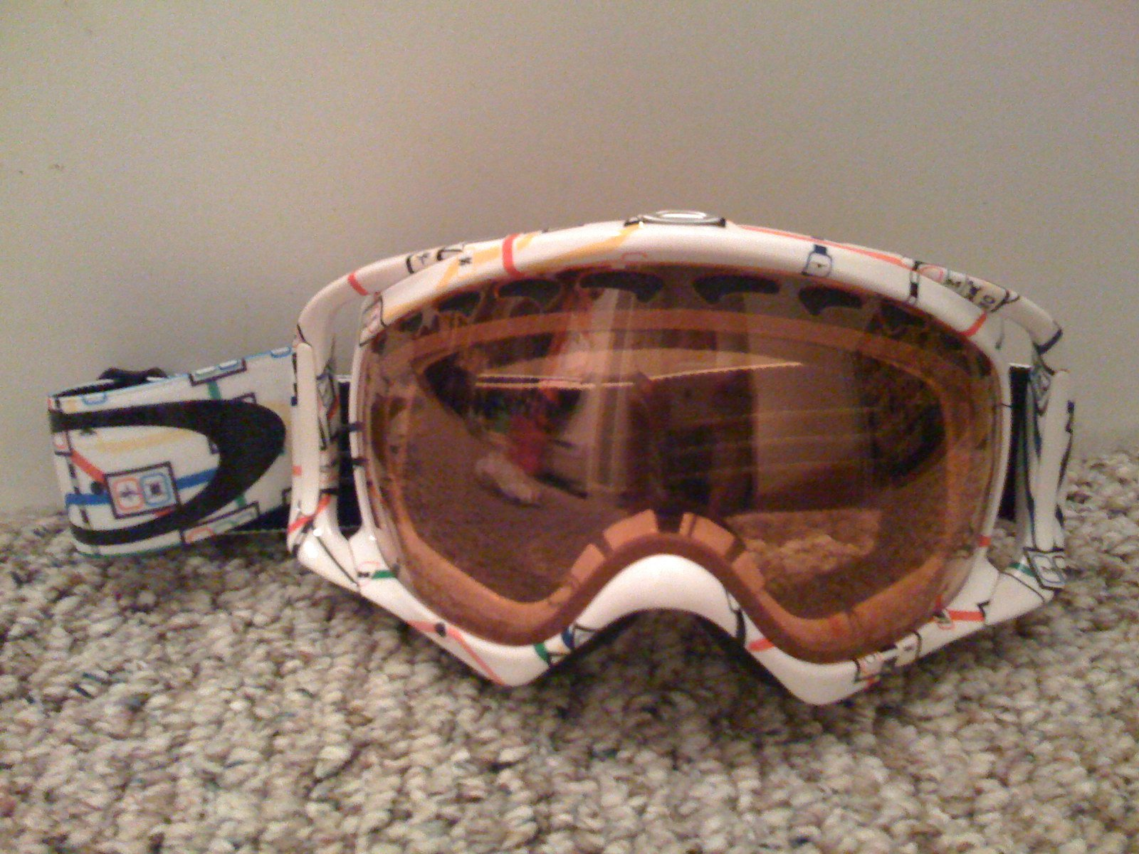 My new goggles