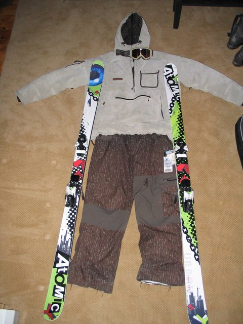 FS: Orage Jacket and Pants