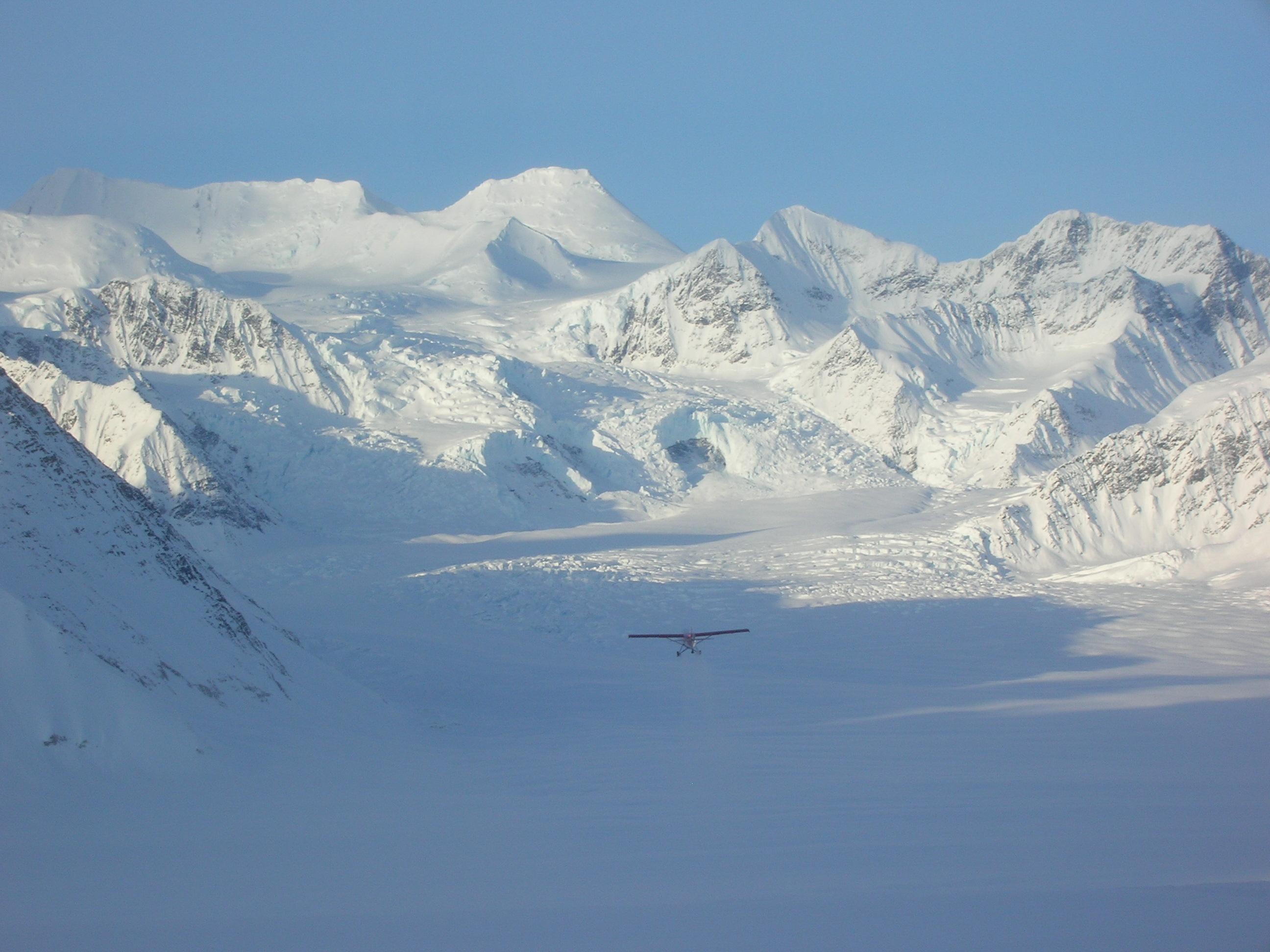 Ruth Glacier Denali NP AK