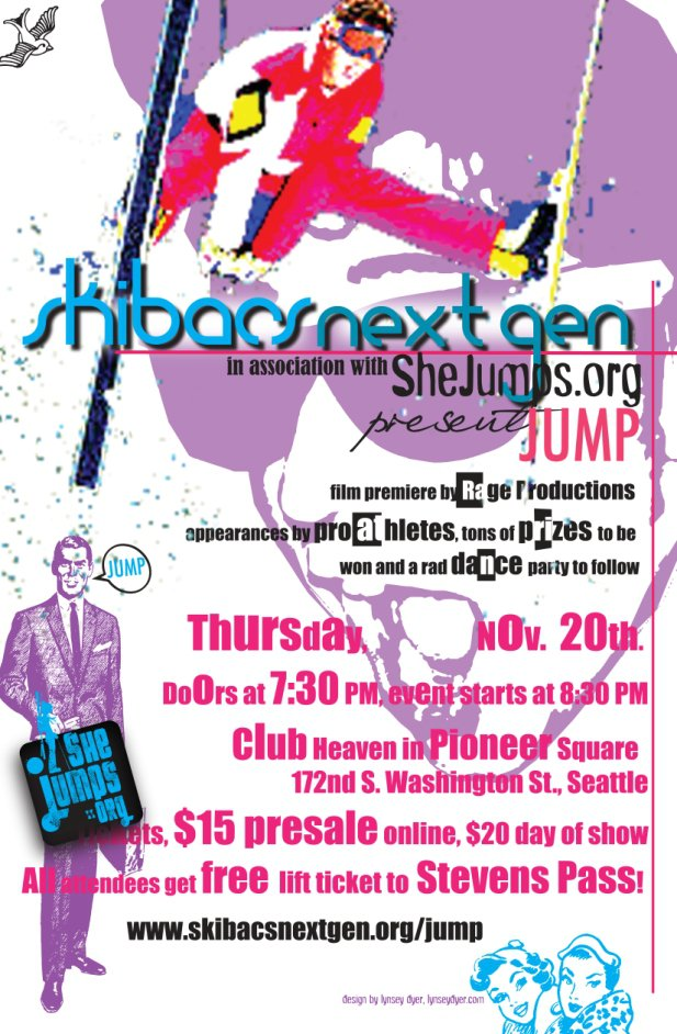 She Jumps Event!