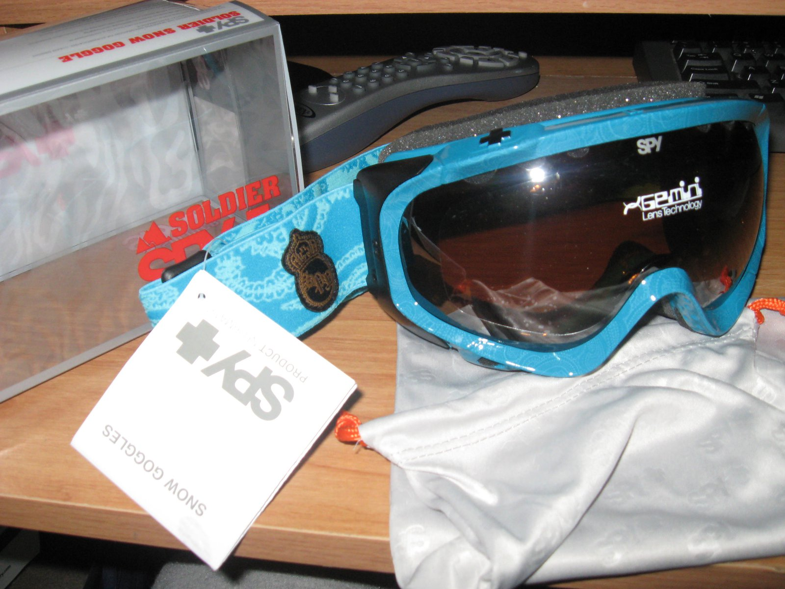 Spy Soldier Goggles