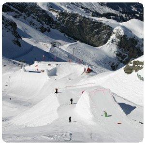 Snowpark La Clusaz