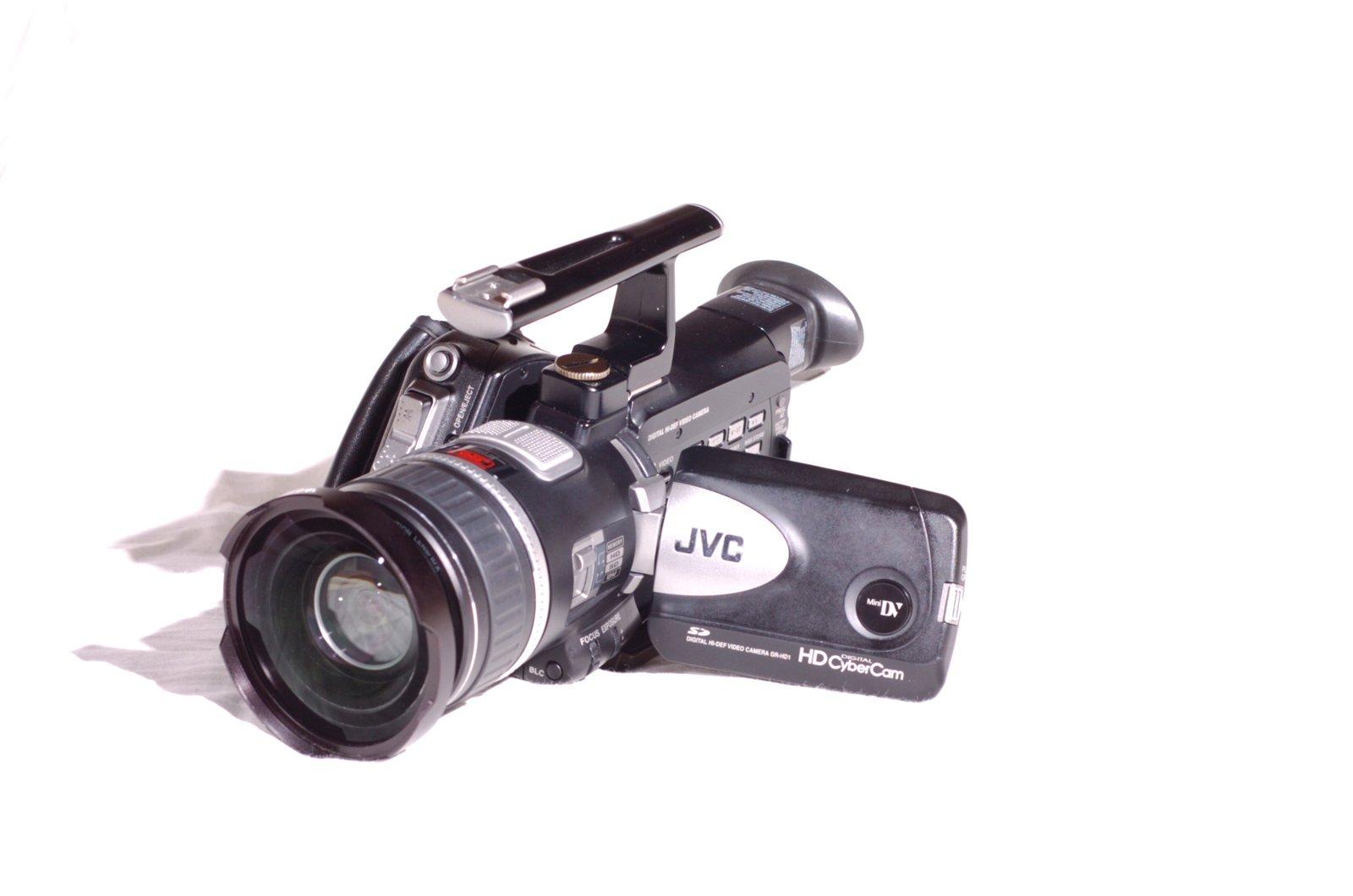 JVC GR-HD1 High Definition Camera