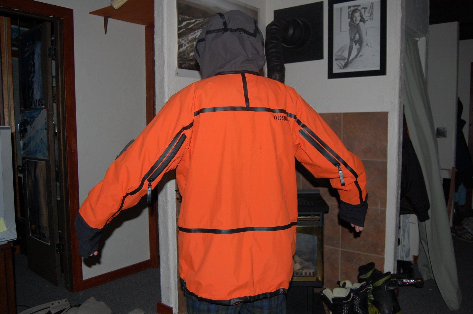 Survival Jacket 2