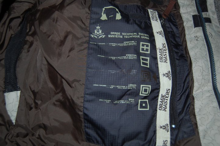 Orage Jacket 5