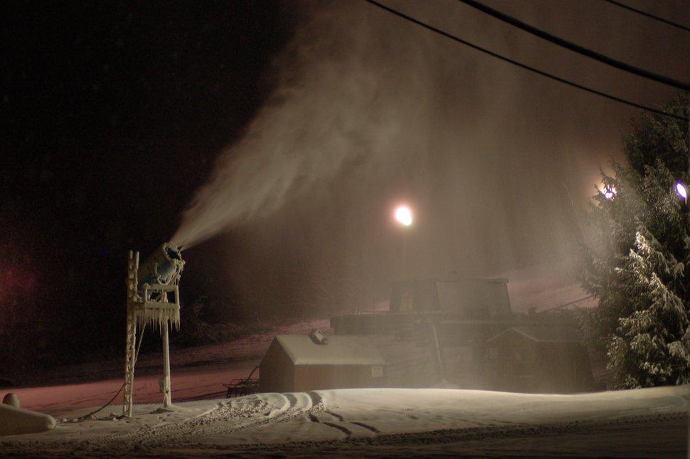 4am snowmaking