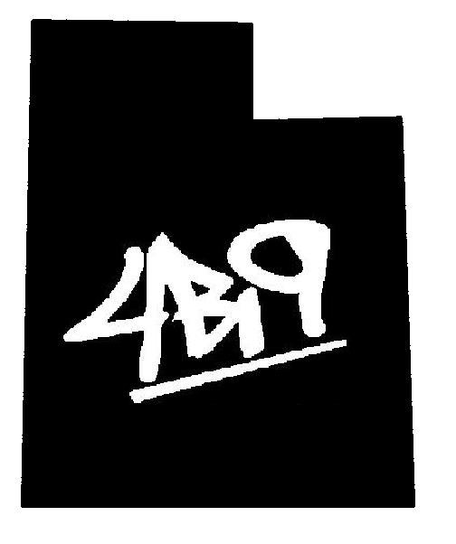 Utah 4bi9 sticker design