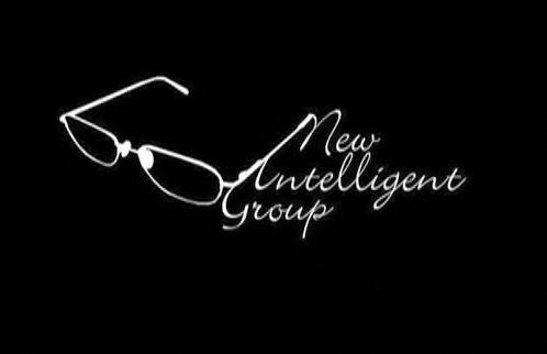 New intel logo