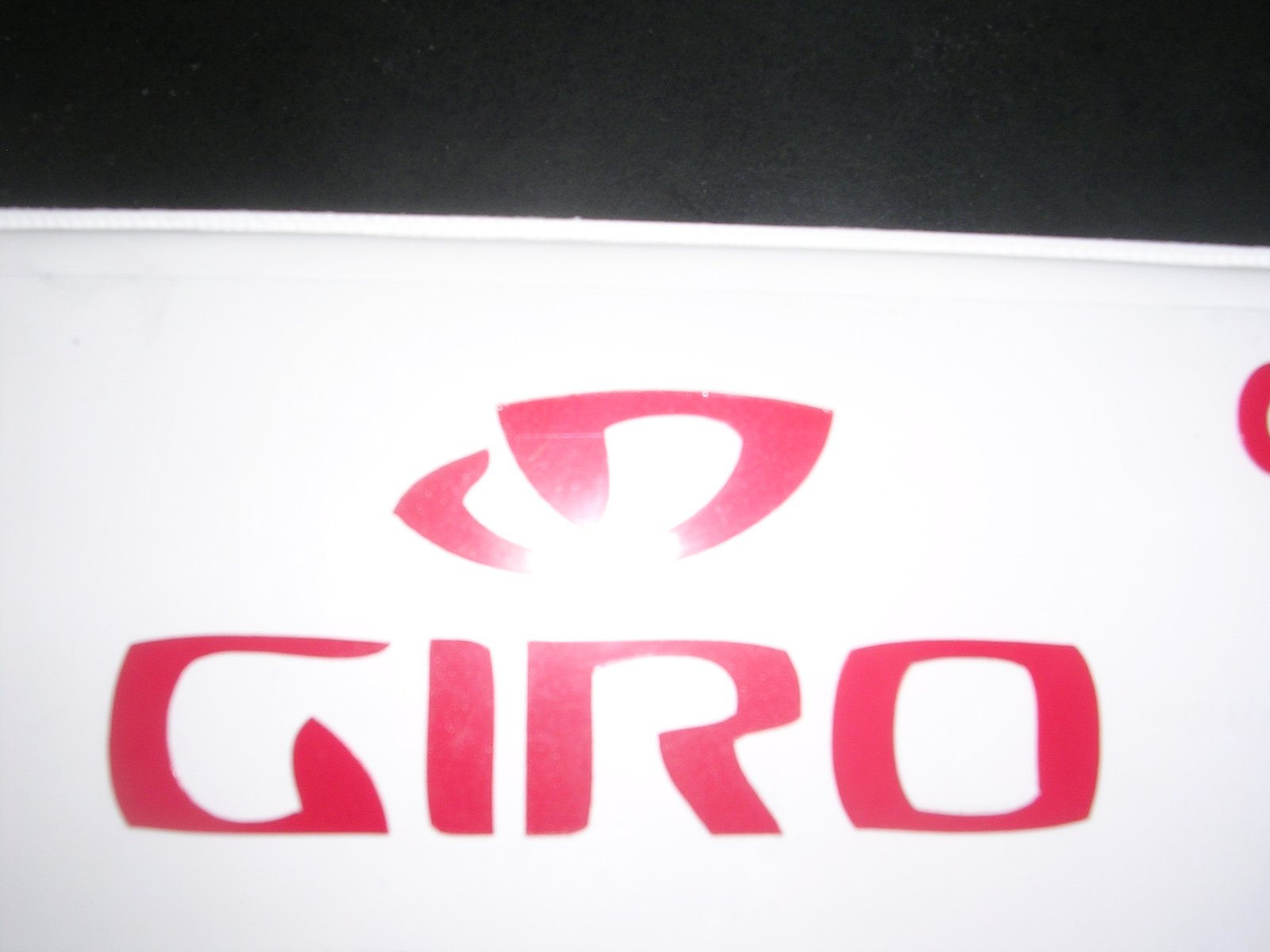 Giro sticker i have made