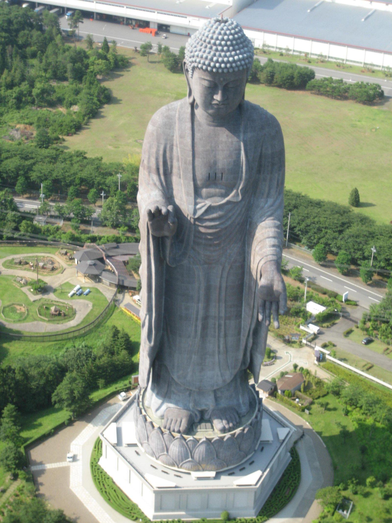 Biggest Buddha Ever