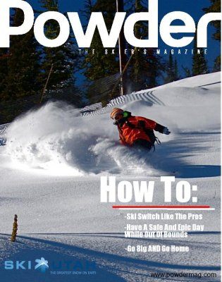 For Powdermag.com contest