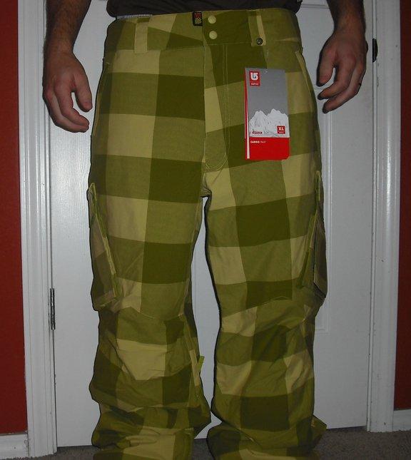 Burton Pants2