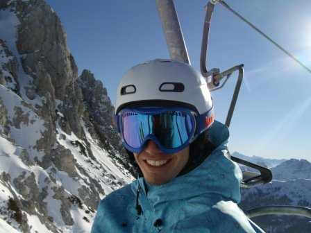 Me on the Chairlift