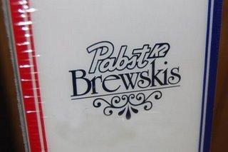 PBR Brewskis