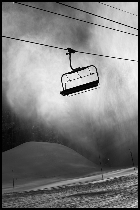 Yeah chairlift