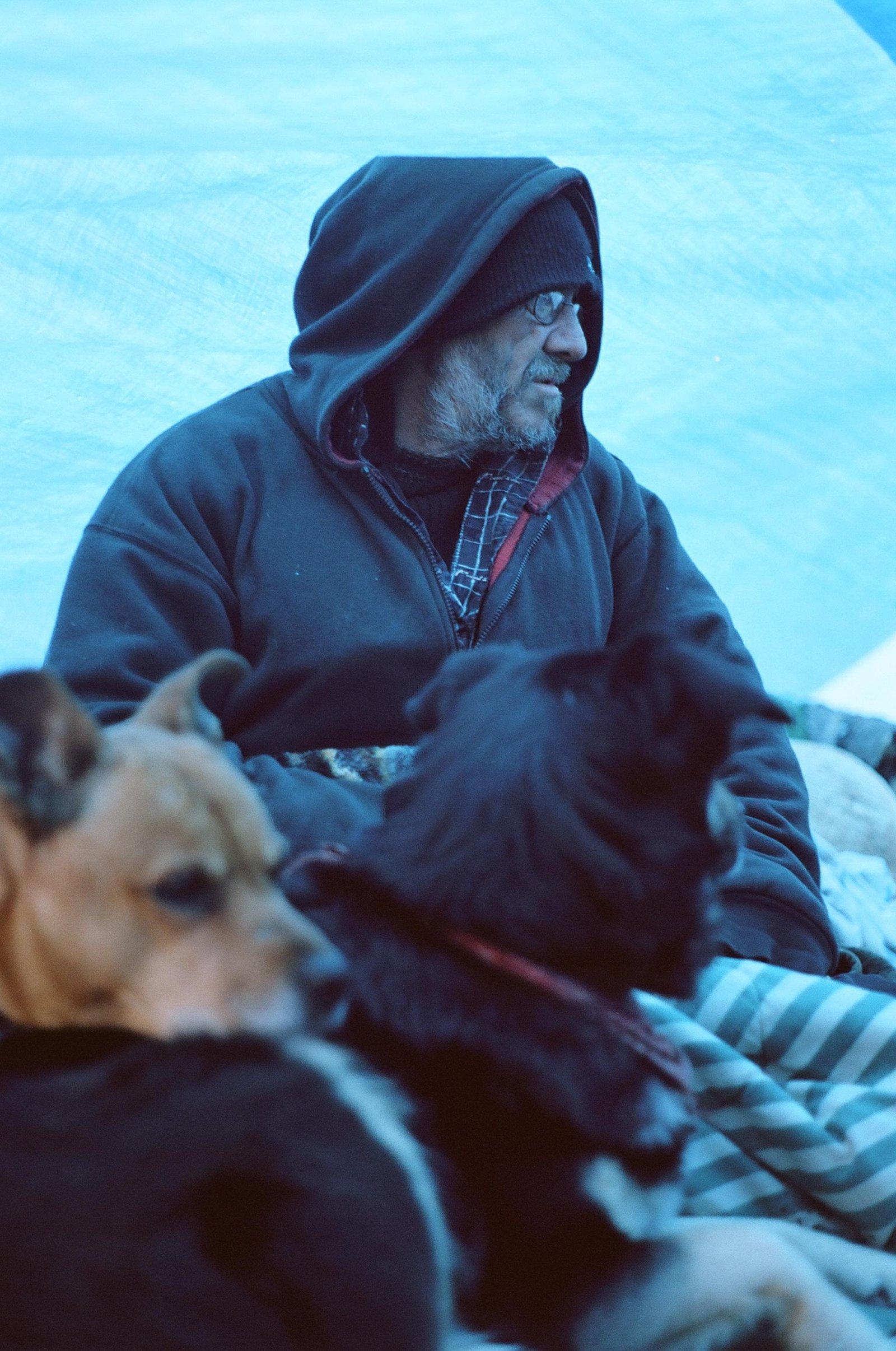 Homelessness photos