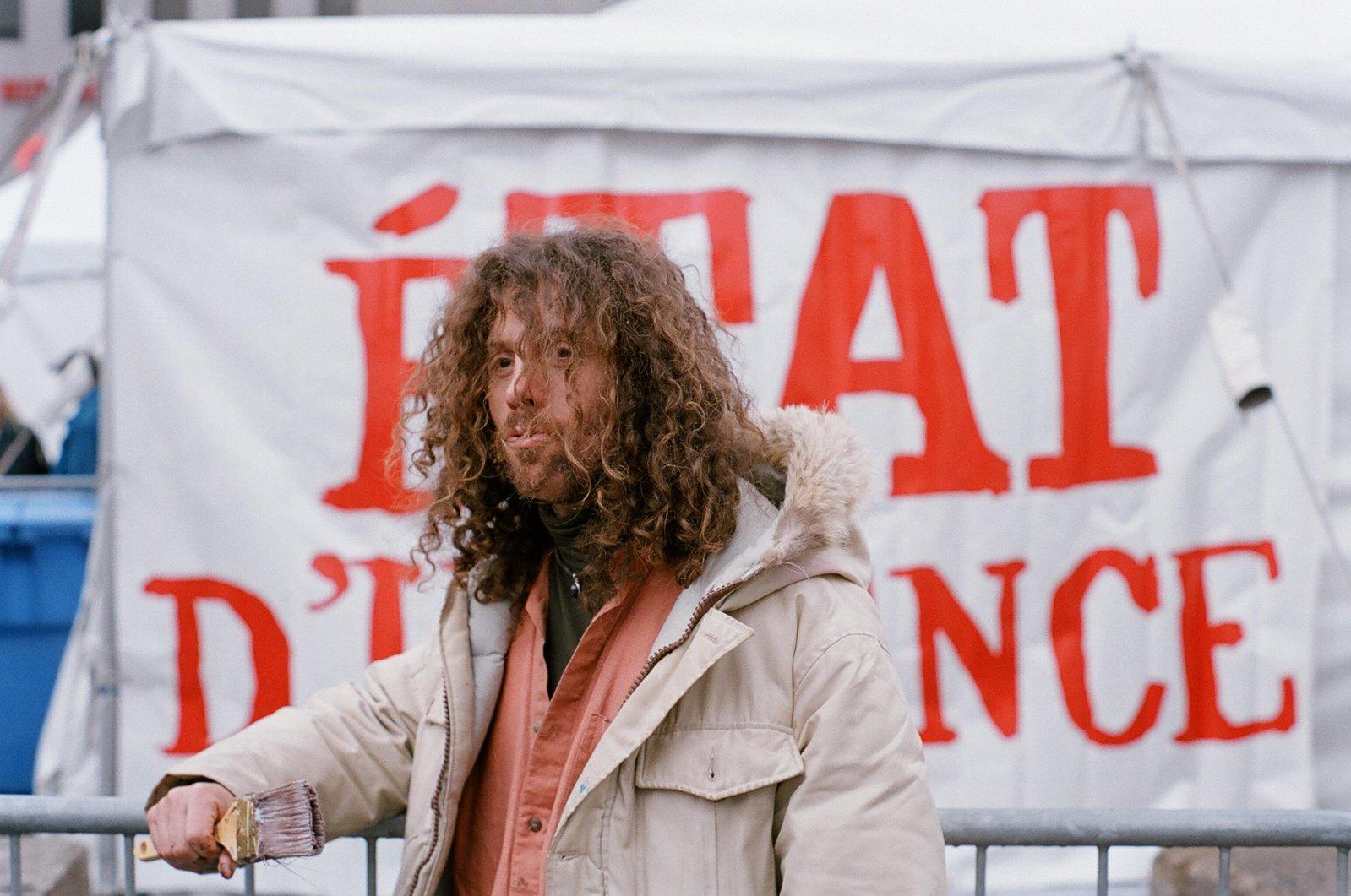 IZZY the homeless guy