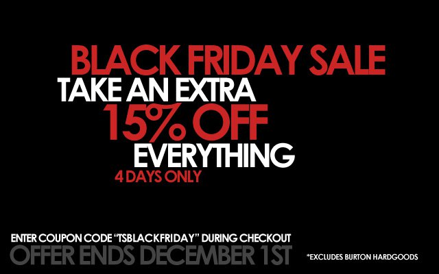 TruSnow.com 20% Off Outerwear Sale Coupon