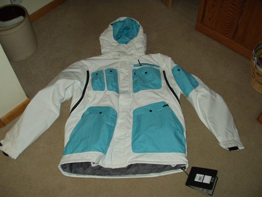 Oakley jacket ozone