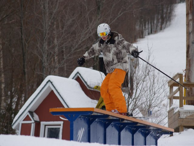 Box at Sugarbush
