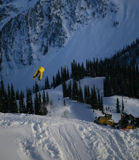 Truck 3 backcountry