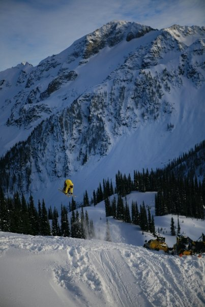 Truck 3 in the backcountry