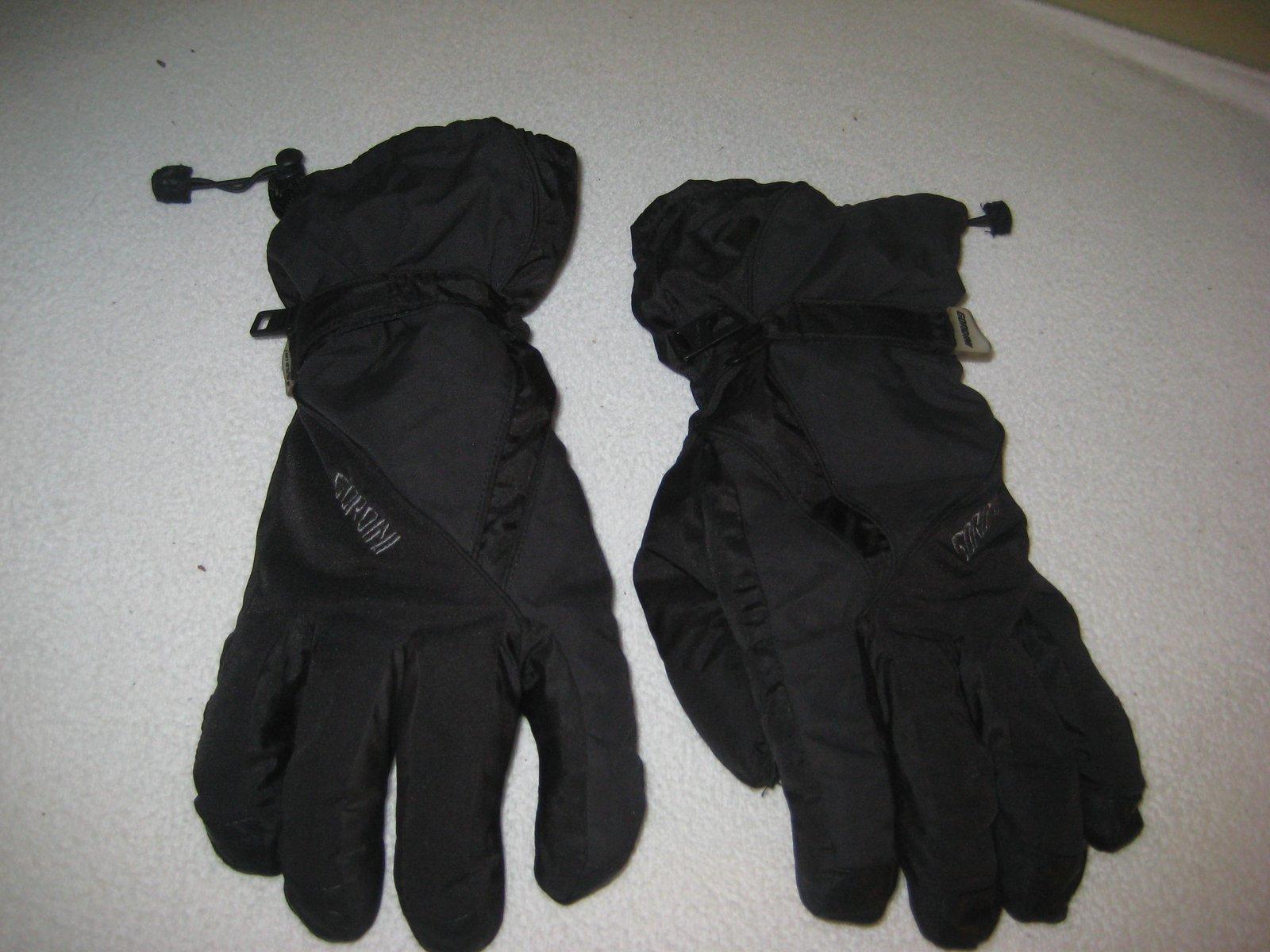 Gordini gloves