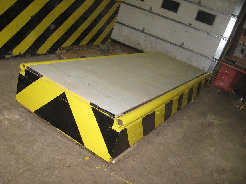 New Box at Avila