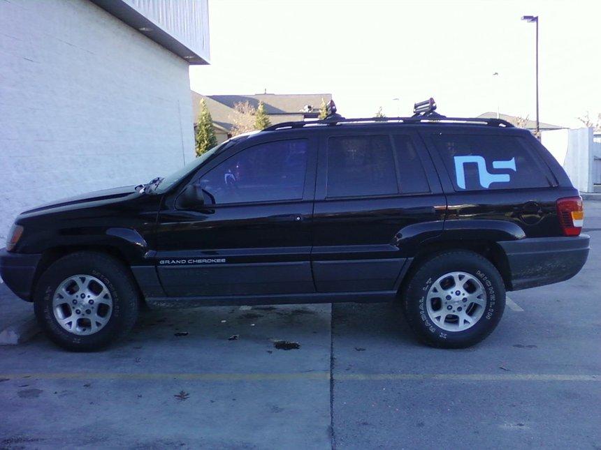 My jeep 1