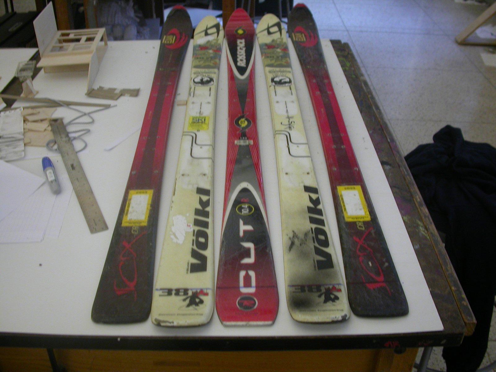 Ski Table-1