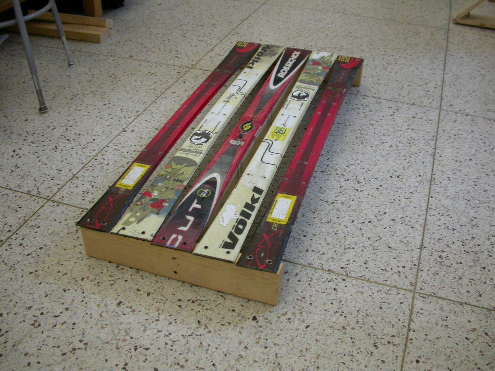 Ski Table 3