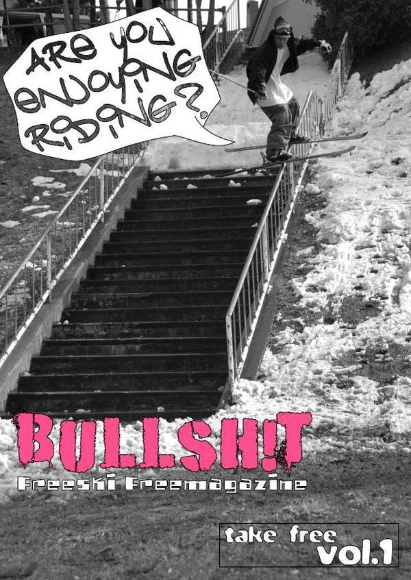 BullSh!t vol.1 Cover