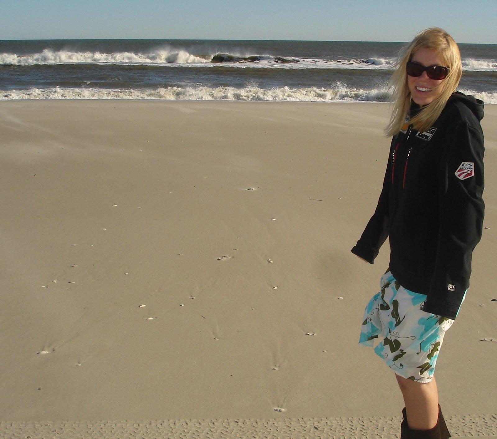 Total beach