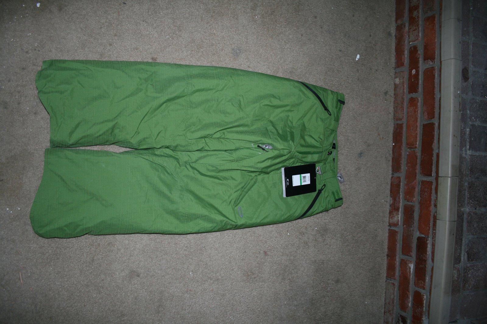 Brigade pants FS