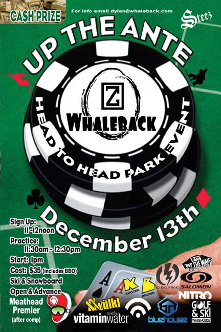 Up The Ante This Saturday