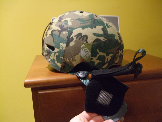 Trace helmet 2