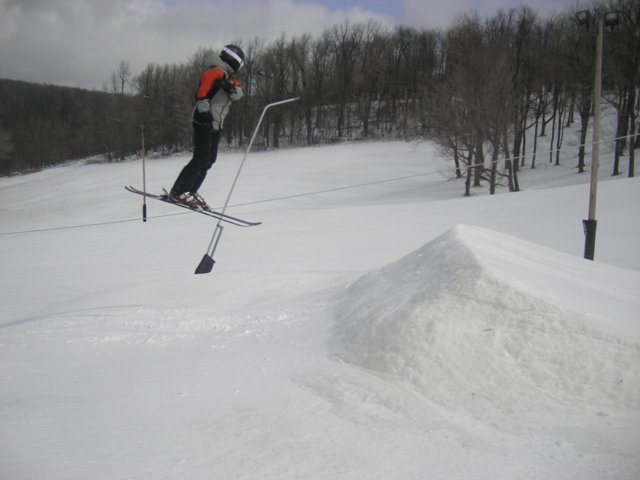 Some old school jumpin steeze when i was small