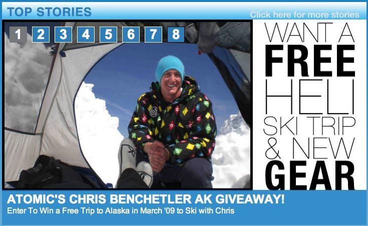 Benchetler heli ski