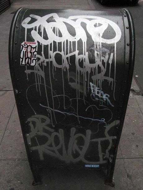 Graff - 1 of 2