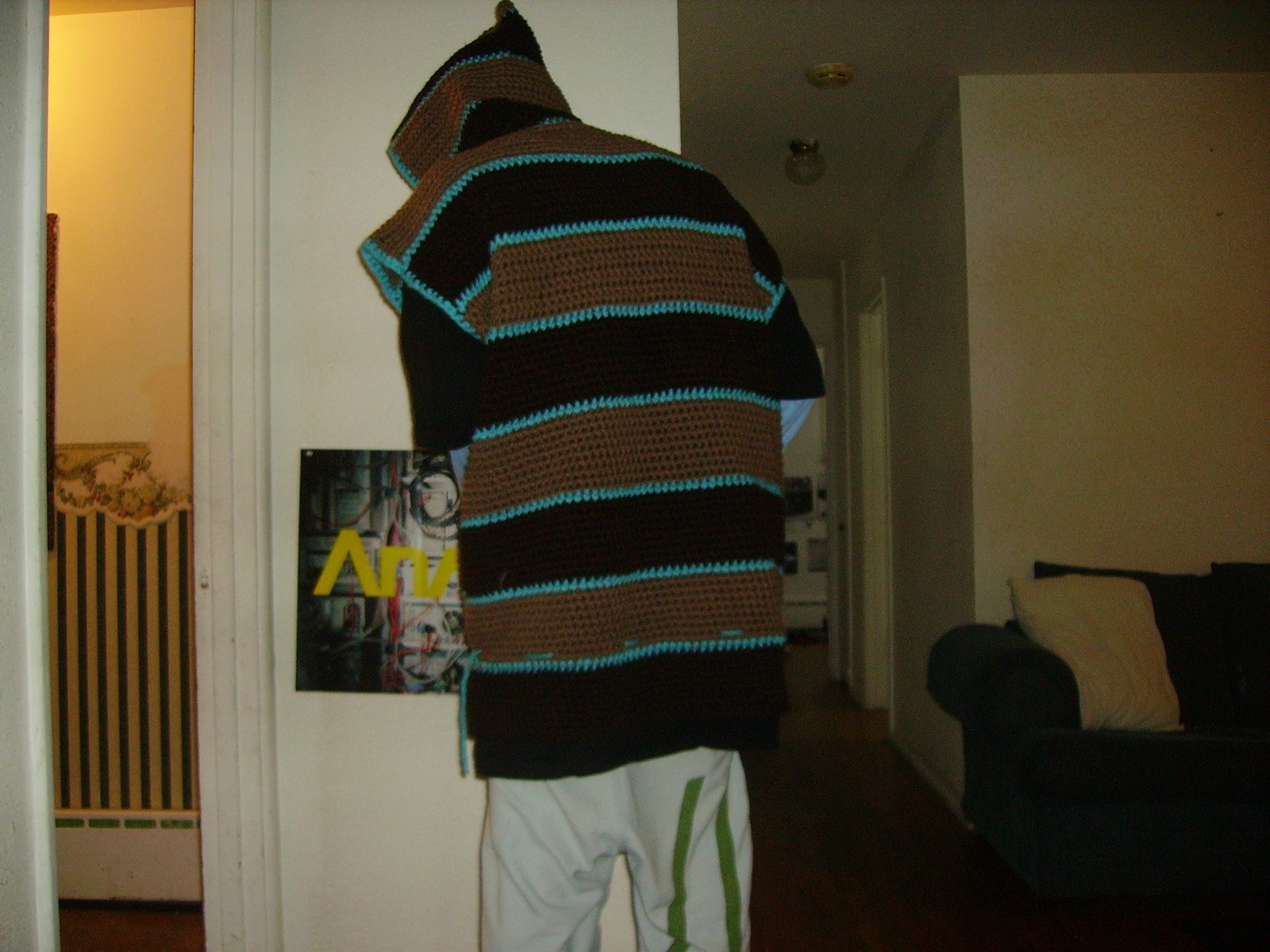 Hoody back