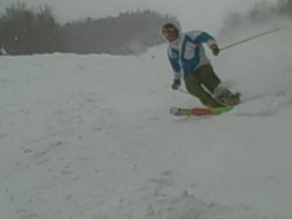 Shreddin' Eastern POW