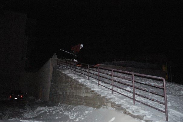 Long long rail