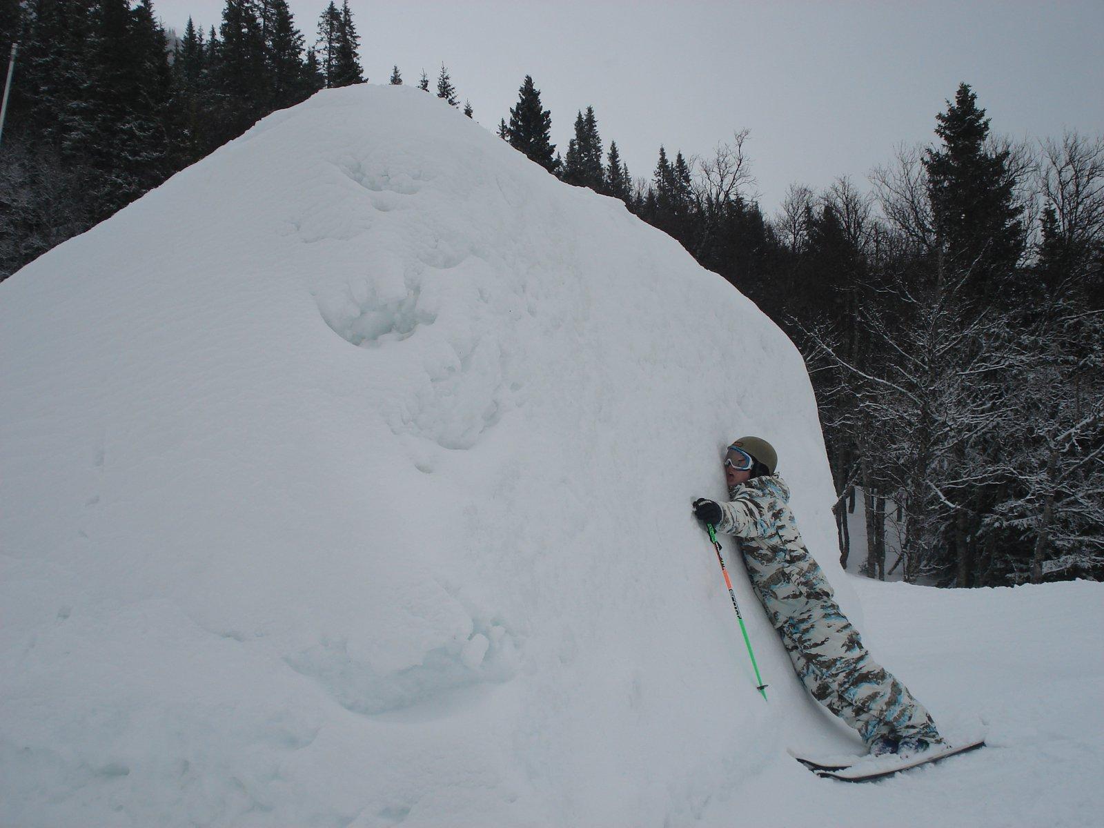 Bräcke snow park